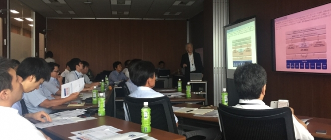 ATS ADOS Seminar in Japan