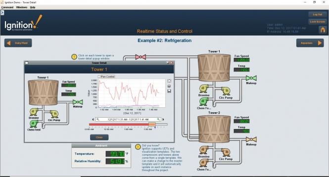 Ignition RealTimeStat&Control