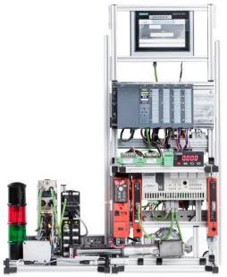 Het ATS Mobile Automation Lab van Siemens S7-1200-1500 TIA Portal | Programmeren