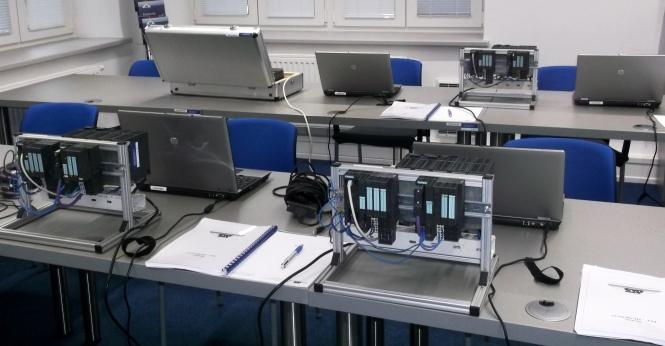 plc training course maintenance automation