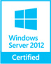 Windows Server 2012 Certified