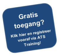 Gratis toegang via ATS Training